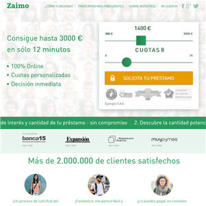 microcreditos con zaimo